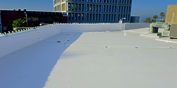 Commercial Flat Roof