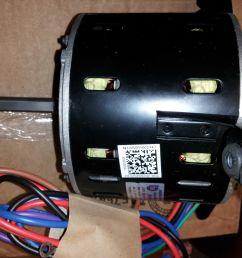 goodman 11091203sp furnace blower motor oem warranty [ 1600 x 1200 Pixel ]