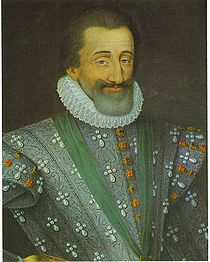 Henri IV if France and Navarre