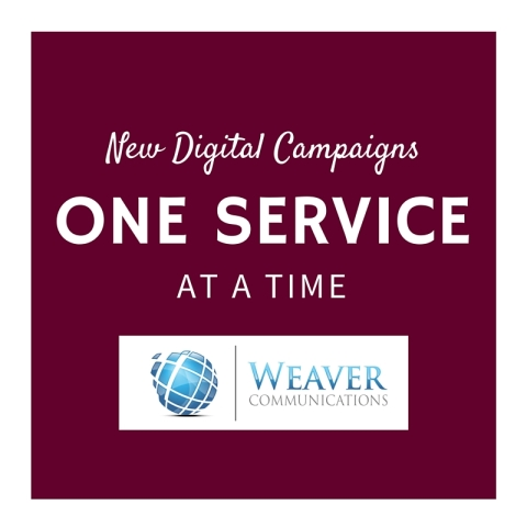 digital marketing by service line