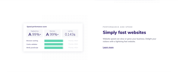 Shared web Hosting Simply Fast