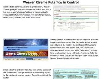 weaverx-page