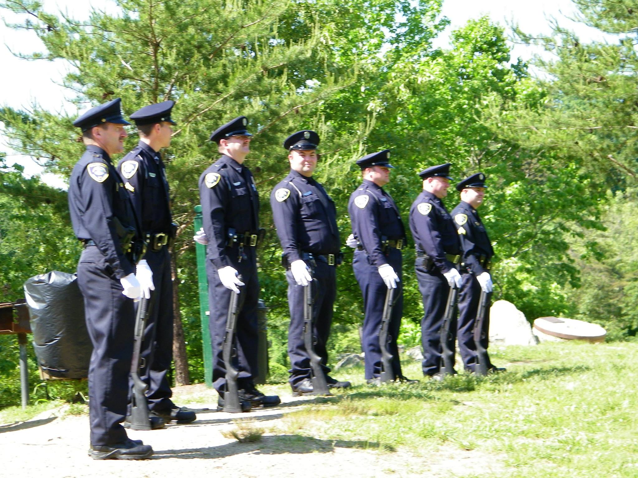 Police Department Rifle Squad