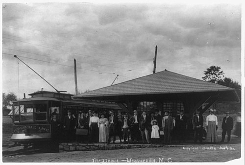 Photo of The Depot, Weaverville, NC