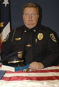 Weaverville NC Chief of Police, Greg Stephens