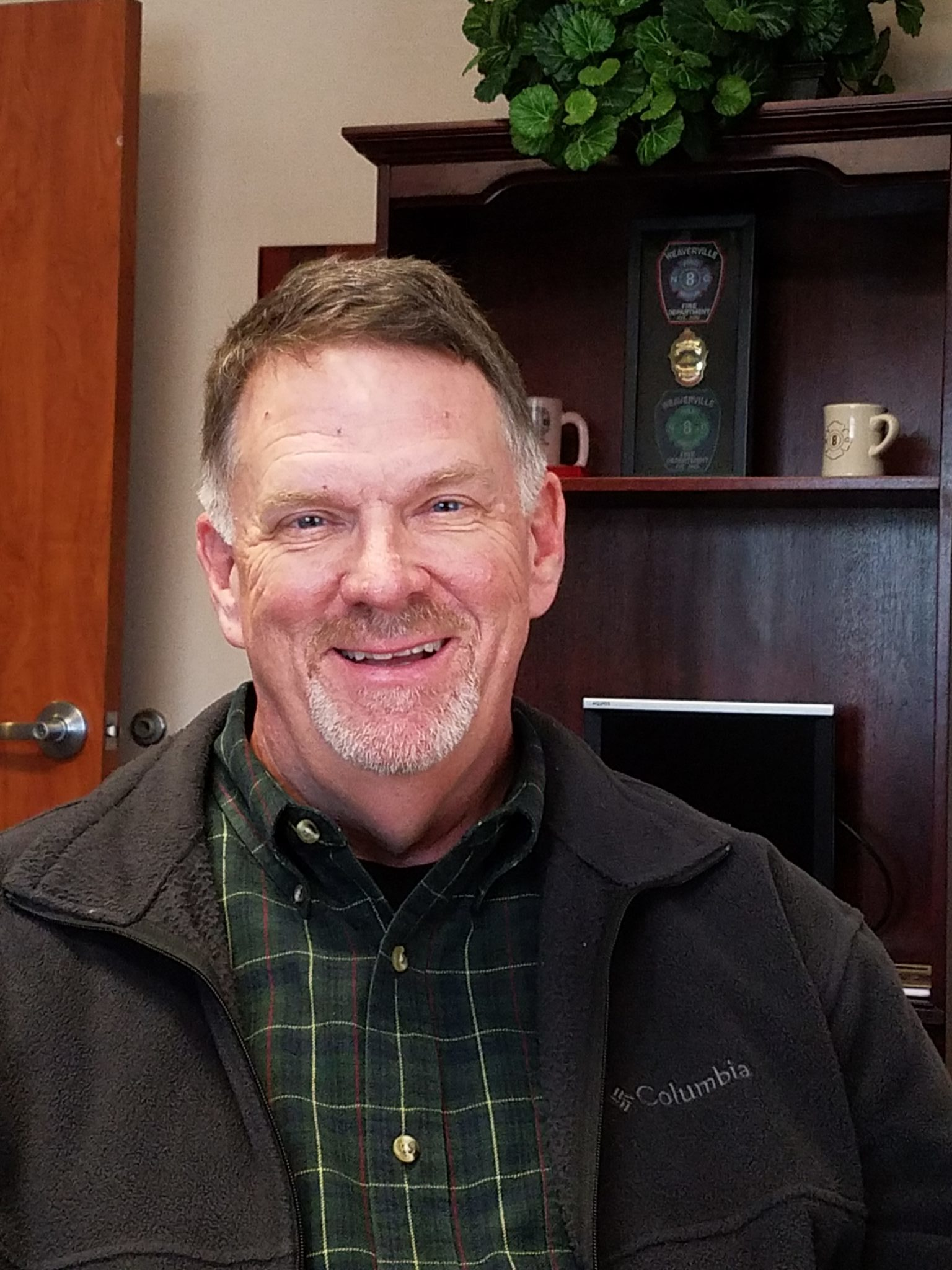 Dale Pennell, Public Works Director