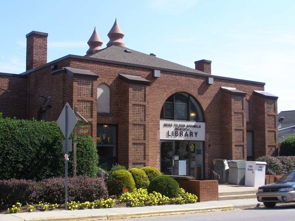 Town Of Weaverville Public Library