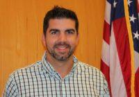 Town Clerk Derek Hunninghake