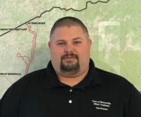 Water Superintendent Trent Duncan