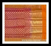 Banarasi georgette saree