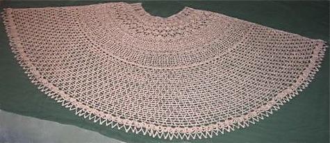 Crochet Along Shawl
