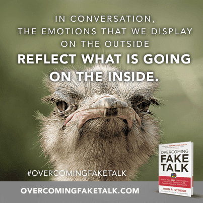 Featured on Friday: Overcoming Fake Talk Author @JohnRStoker