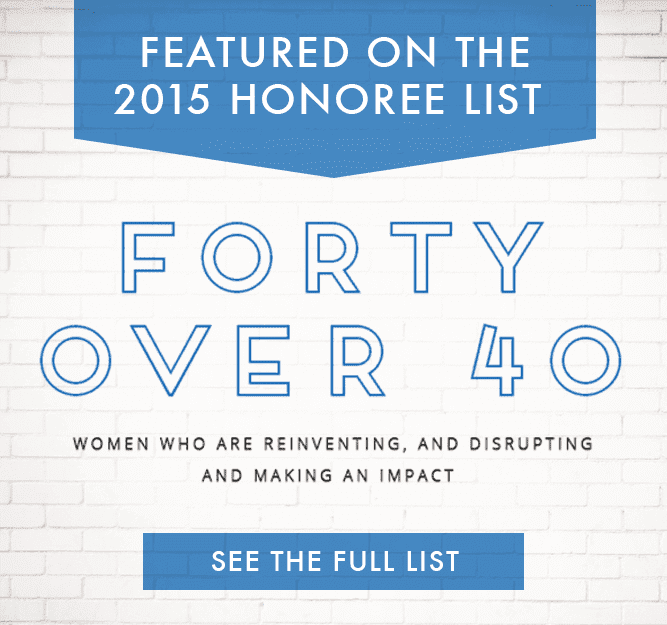 Featured on Friday: Big News @FortyOver40