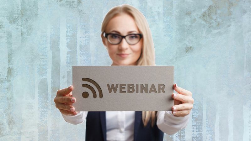 3 Reasons You Should Consider a Webinar in Your Marketing Efforts