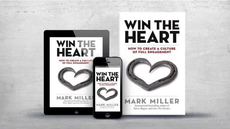 Win the Heart – Mark Miller