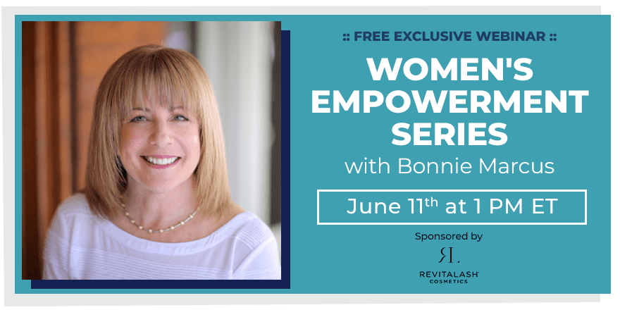 Step Into Your Power – with Bonnie Marcus