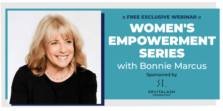 Women, Step Into Your Power with Bonnie Marcus