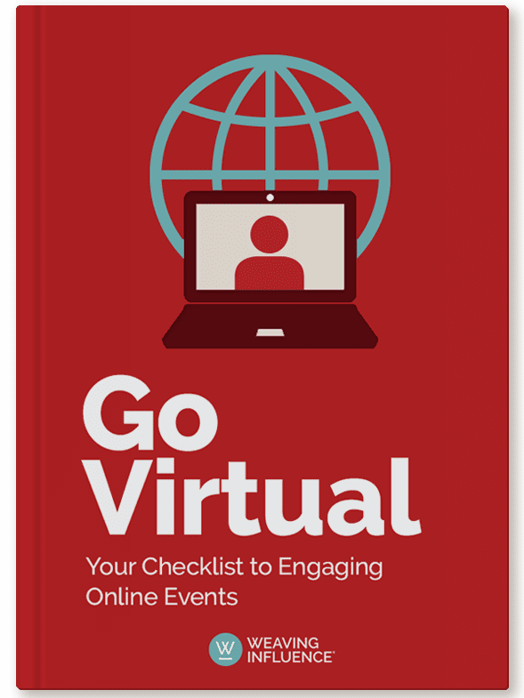 Instead of Cancelling Events, GO VIRTUAL