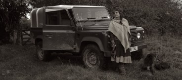 Landrover ad