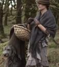 Me n Ash basket of blankets