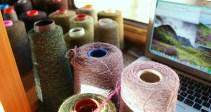 glencoe-shawl-designing