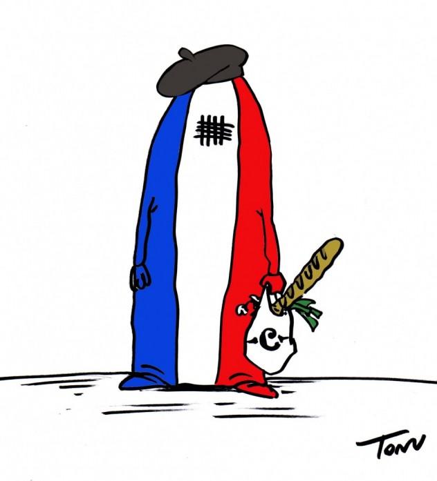 Islam de France, par Tonu