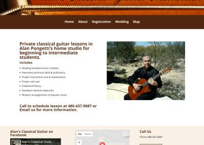 Alan's Classical Guitar