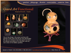 Soaring Spirit Studios Gourds Page After