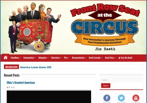 Front Row Seat at the Circus Web Site