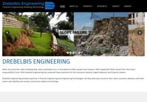 Drebelbis Engineering Web Site