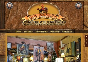 Big Bronco Cave Creek Web Site