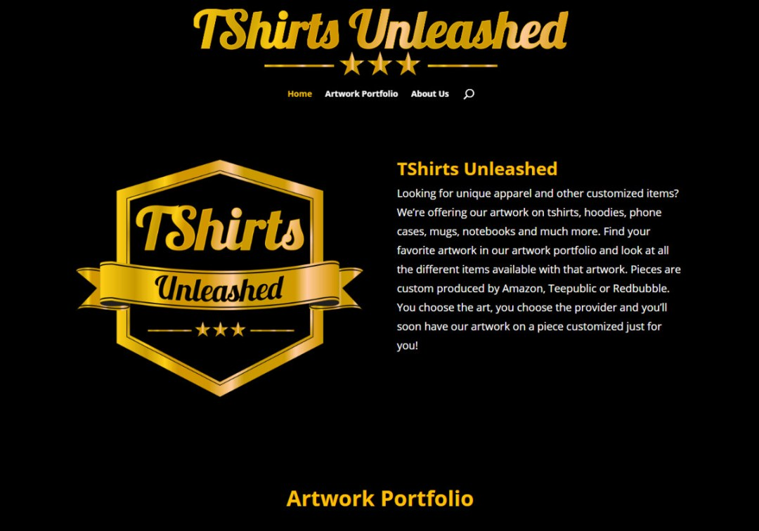 TShirts Unleashed