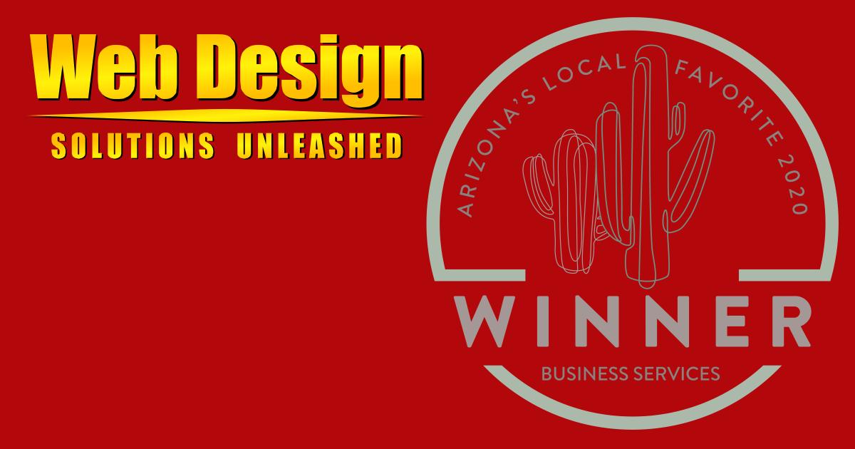 Arizona's Local Favorites Winner Business Services
