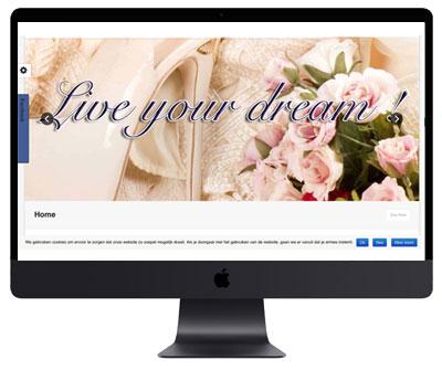 liver your dream Webdesigner Antwerpen