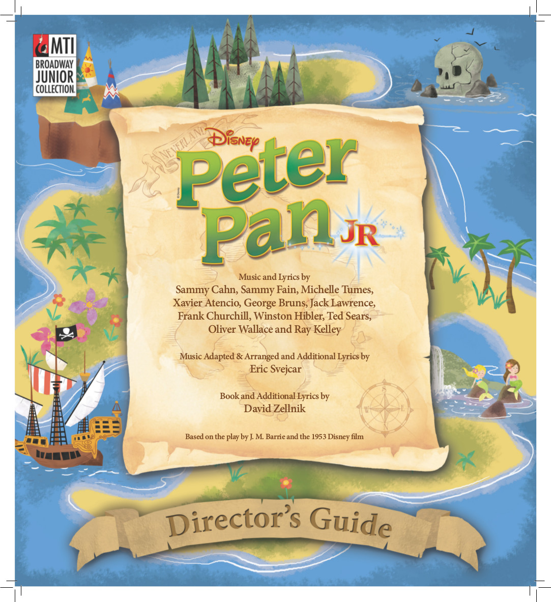 Peter Pan Musical Script