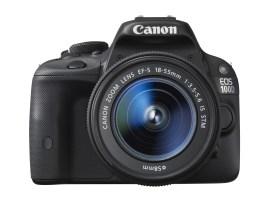 Canon EOS 100D front