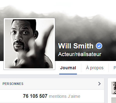 j'aime des top pages N°19 - WILL SMITH