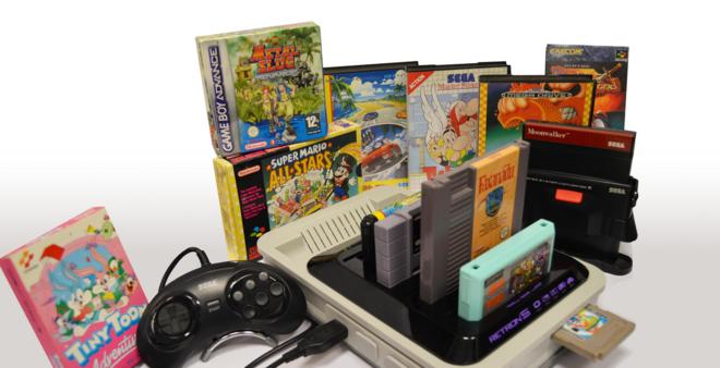 Jouez les anciens jeux vidéos, c'est possible aujourd'hui