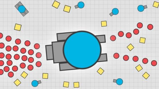 diep.io Top jeu en ligne multijoueur gratuit - Les 10 Top free games Online sur MiniClip