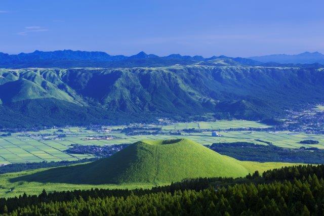 熊本県県阿蘇市 米塚 | JAPAN VISION Web | フコク生命