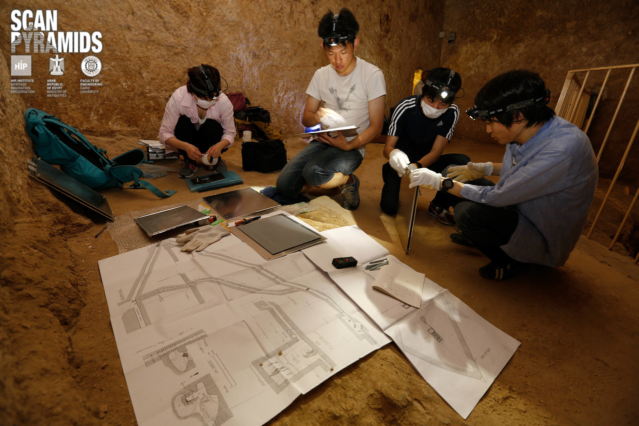Japan S Latest Technology Accesses The Mysteries Of The