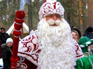 Дед Мороз славянский
