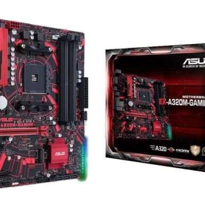 ASUS expedition
