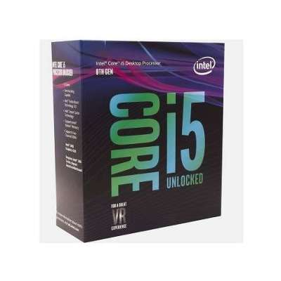 Intel i5 8400 Coffee Lake 2.8GHz Six Core