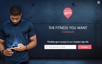 pay as you gym website