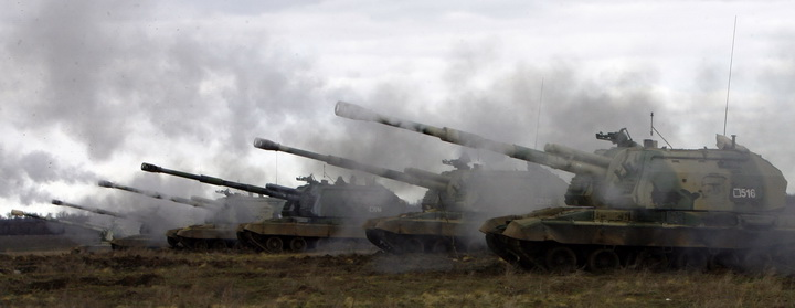 tenkovi- rusija