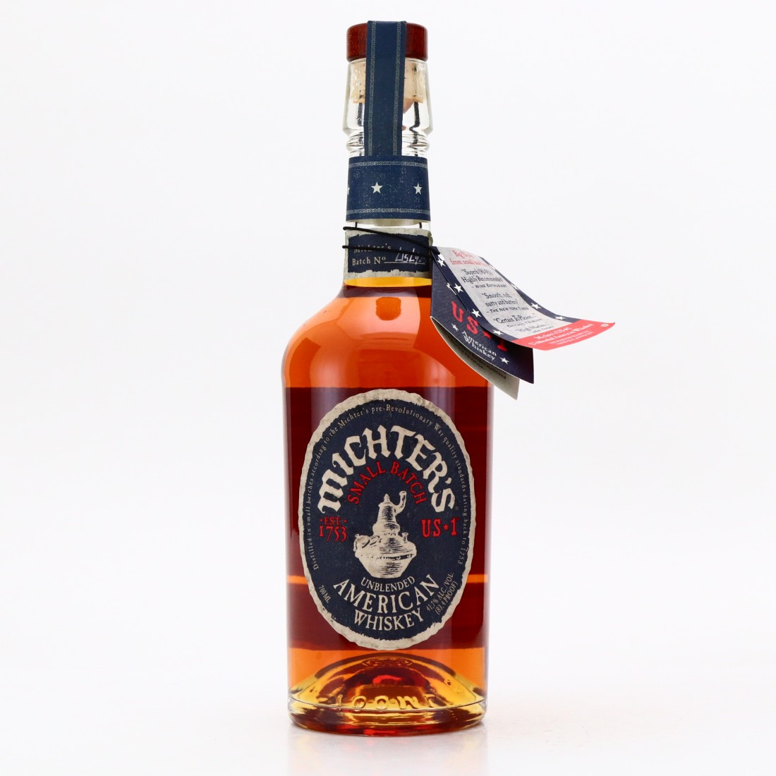 Michter's Small Batch Unblended American Whiskey 2015 70cl | Whisky Auctioneer