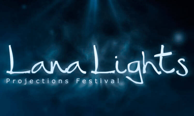 Lana Lights Festival website