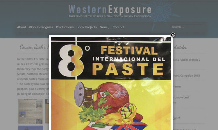 Western Exposure TV & Film Production