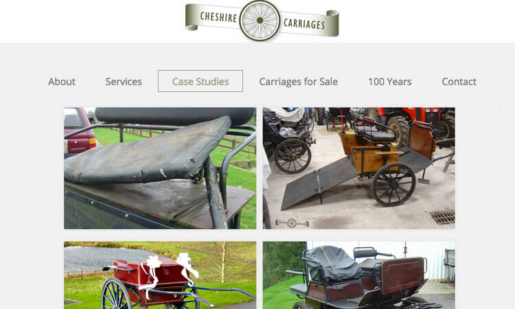 Cheshire Carriages